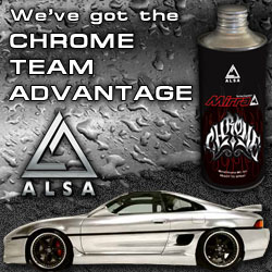 We've got the Chrome Team Advantage