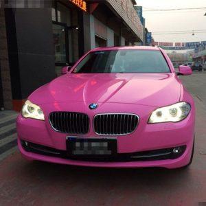 Pink Gloss Metallic Film