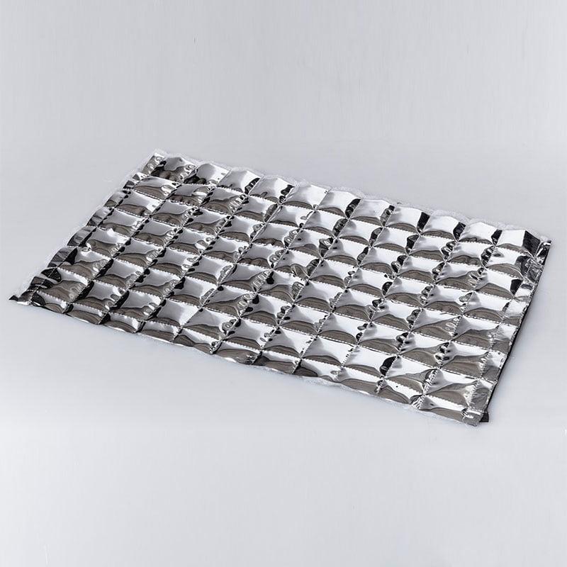 Stretch Chrome Fabric
